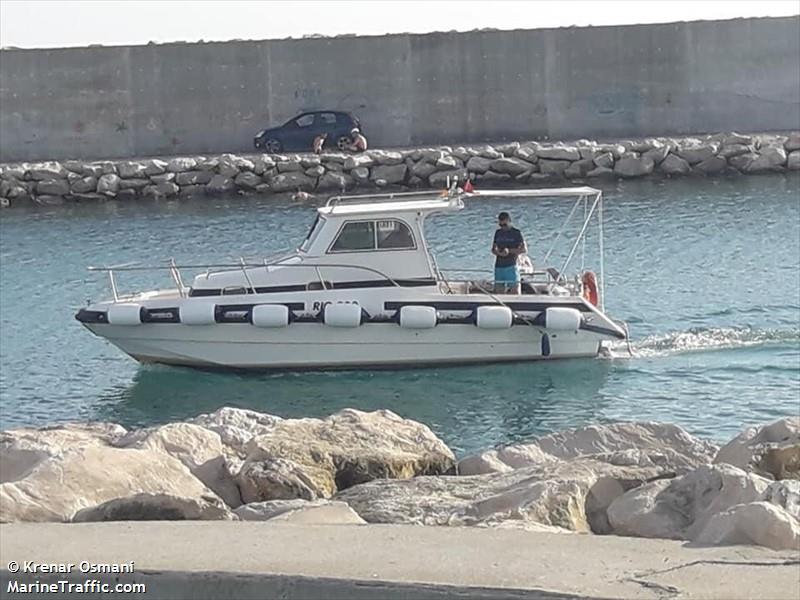 vessel ACA IMO: 201100060,