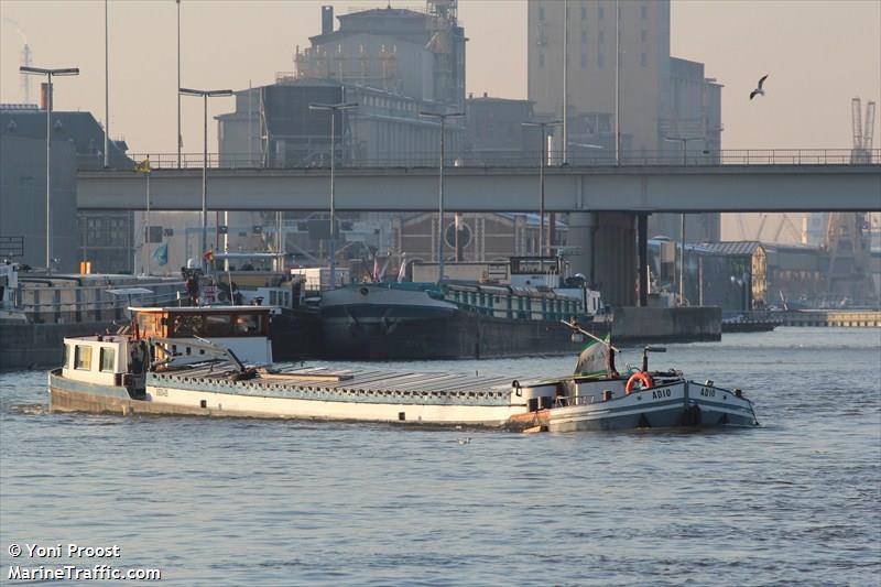 vessel ADIO IMO: 205270690,
