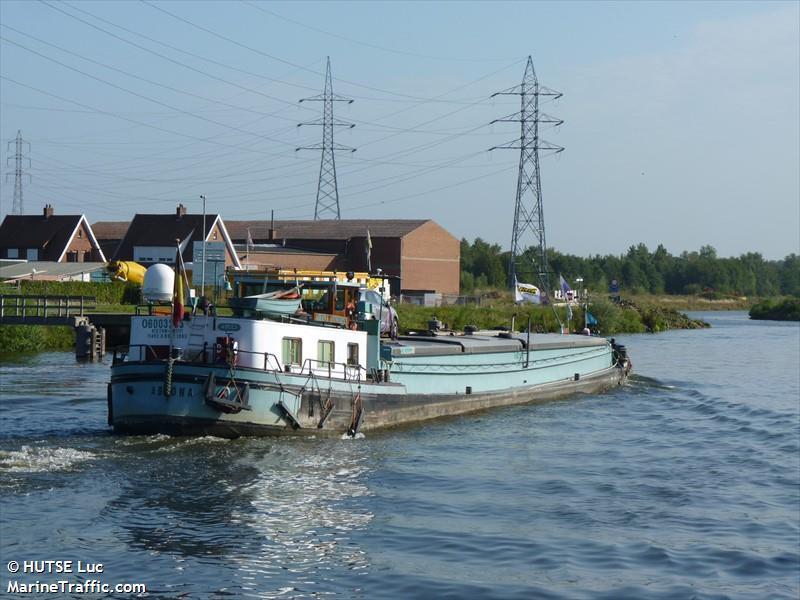 vessel ABEONA IMO: 205344590,