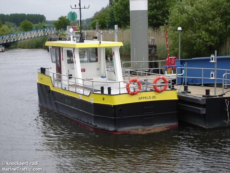 vessel ABA2 IMO: 205522190,