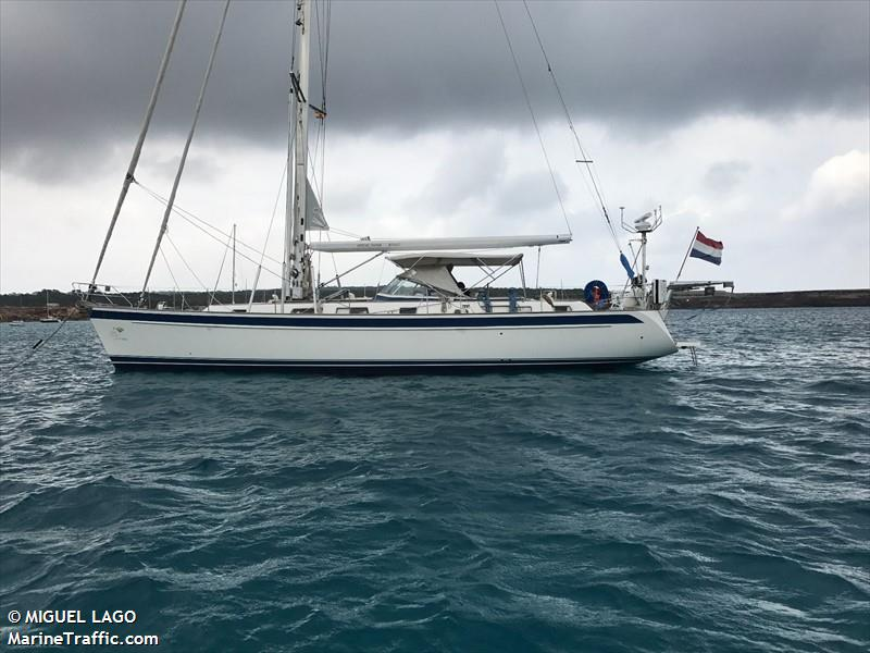 vessel AFRICAN JACANA IMO: 205864630,