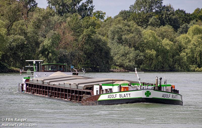 vessel ADOLF BLATT IMO: 211014210,