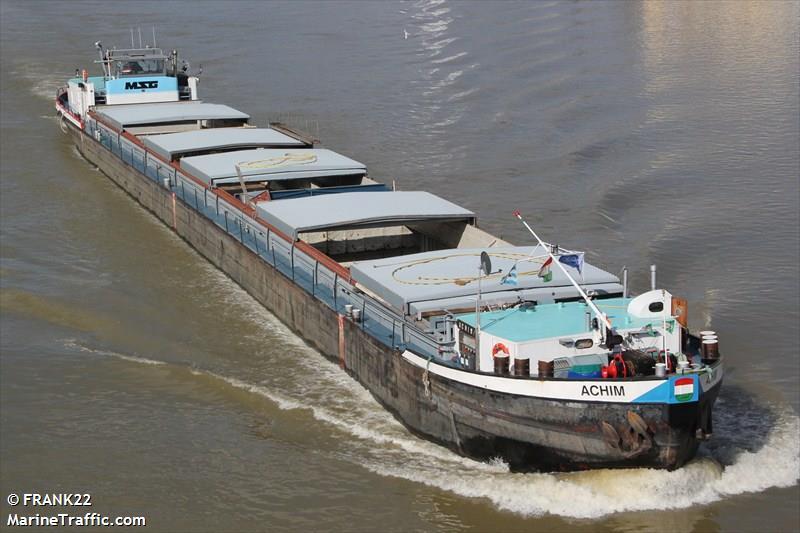 vessel ACHIM IMO: 211169290,