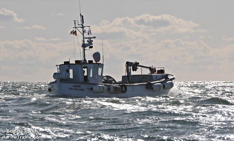 vessel AADE IMO: 211337920,