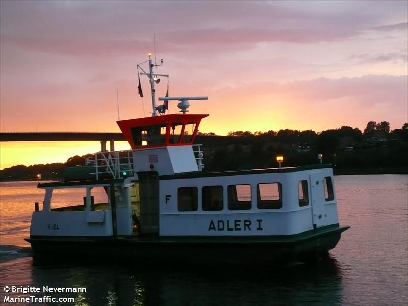 vessel ADLER I IMO: 211549030,