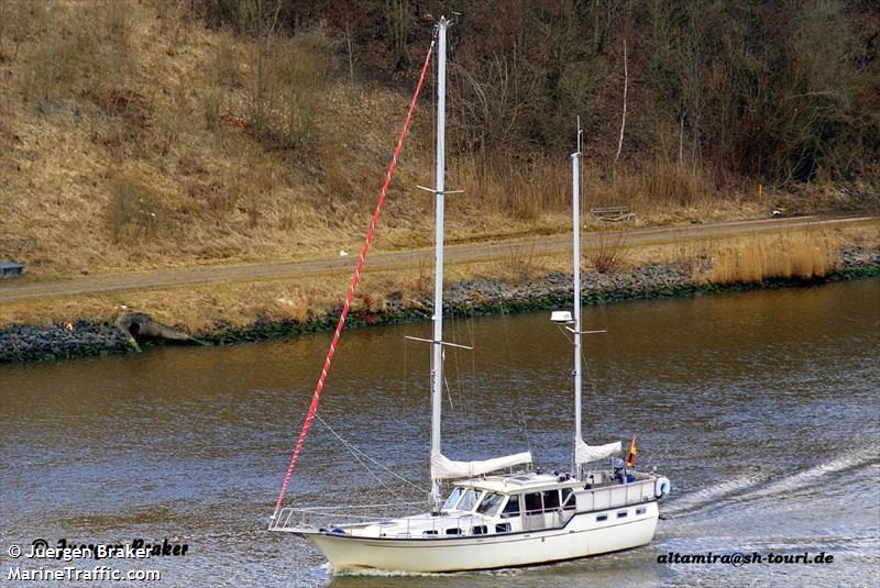 vessel ADMIRAL JACOB IMO: 211556590,