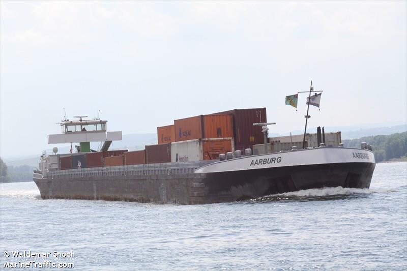 vessel AARBURG IMO: 211560210,