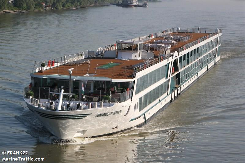 vessel A SILVER IMO: 211603060,