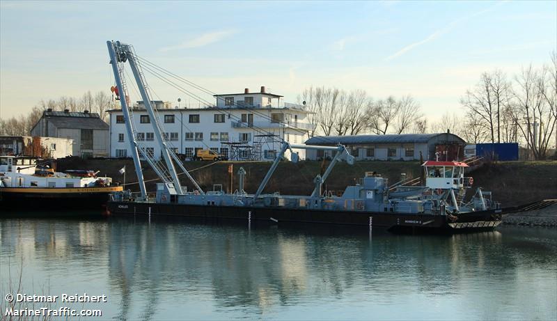 vessel ACHILLES IMO: 211666120,