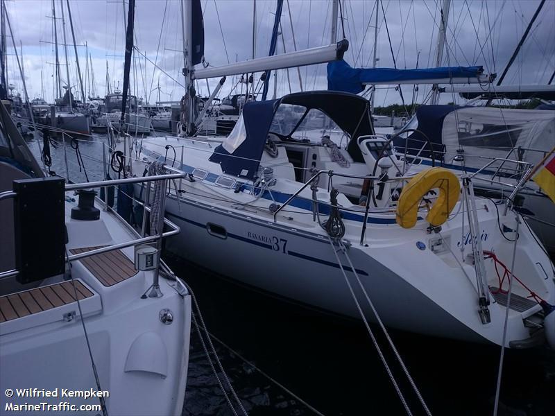 vessel AEGIR IMO: 211811280,