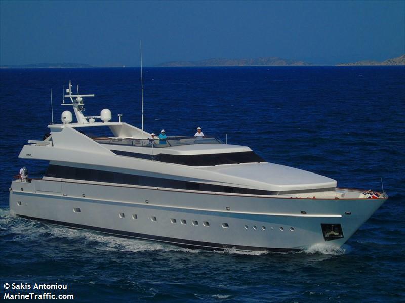 vessel ADAMAS III IMO: 215000038,