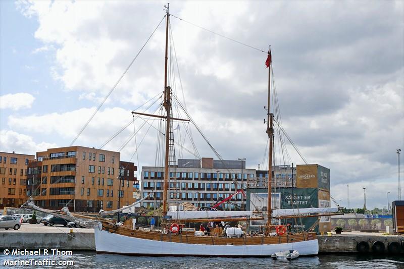 vessel AGAPE IMO: 219024338,
