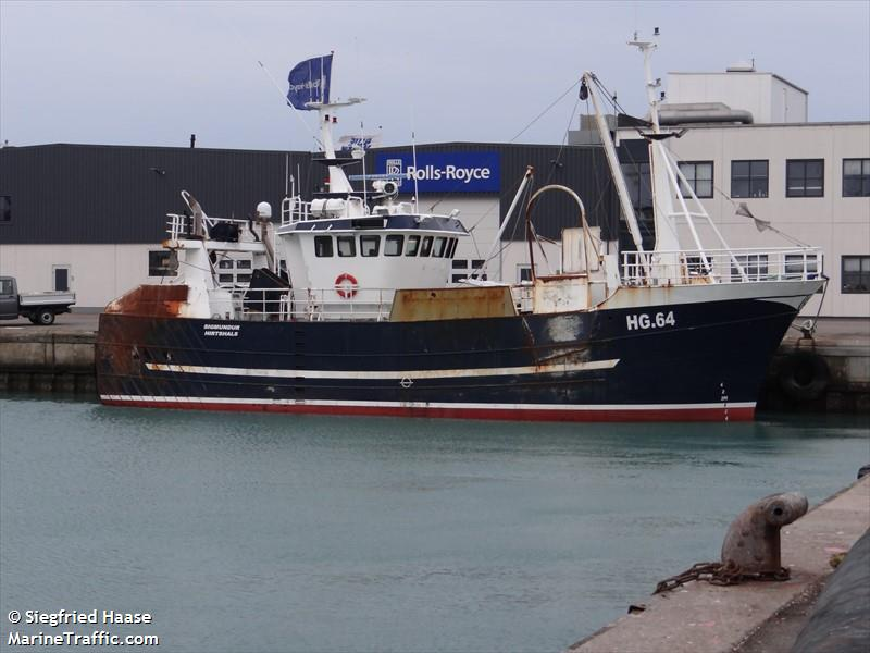 vessel A 357 HANNE DUE IMO: 219106000,