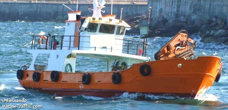 vessel ABISUB IMO: 224031450,