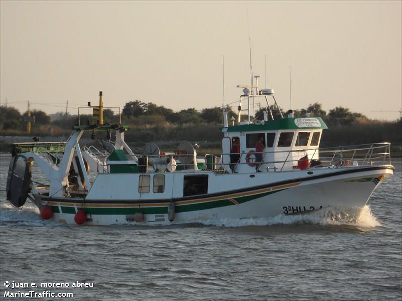 vessel ABUELA ROSARIO IMO: 224076430,