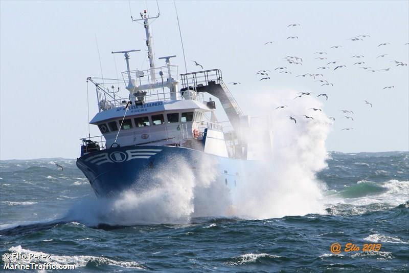 vessel AFANUDA SEGUNDO IMO: 224092730,