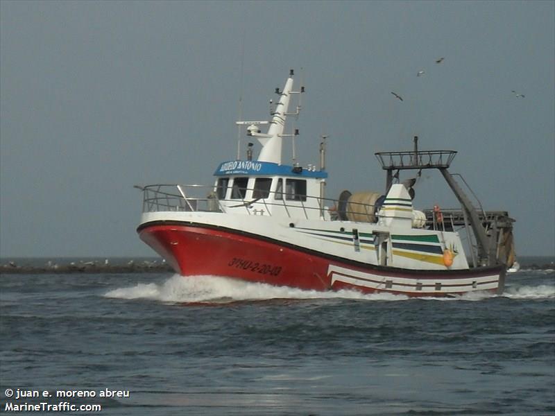 vessel ABUELO ANTONIO IMO: 224111740,