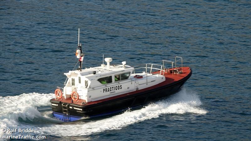 vessel ABONA P IMO: 224306760,