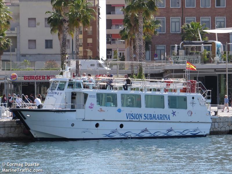 vessel ACUIMAR VISION IMO: 224355830,