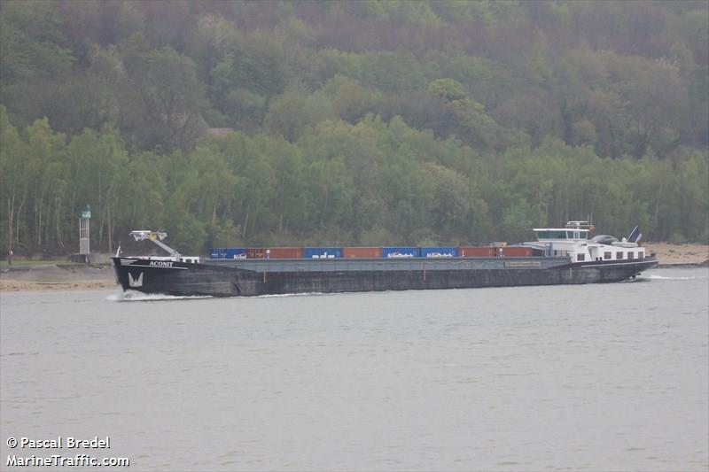 vessel ACONIT IMO: 226001370,