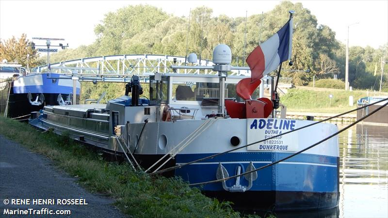 vessel ADELINE IMO: 226004890,