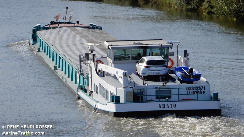 vessel ADATO IMO: 226011190,