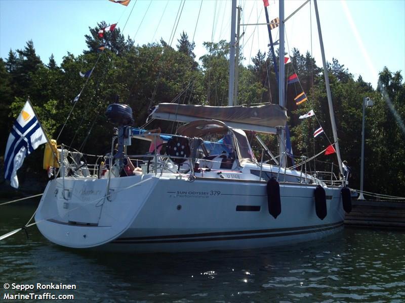 vessel ADVENTURE IMO: 230058540,