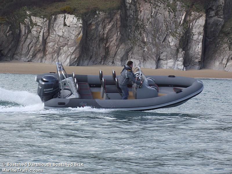 vessel A600 IMO: 232027895,