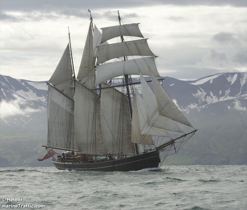 vessel ACTIV IMO: 235008205,