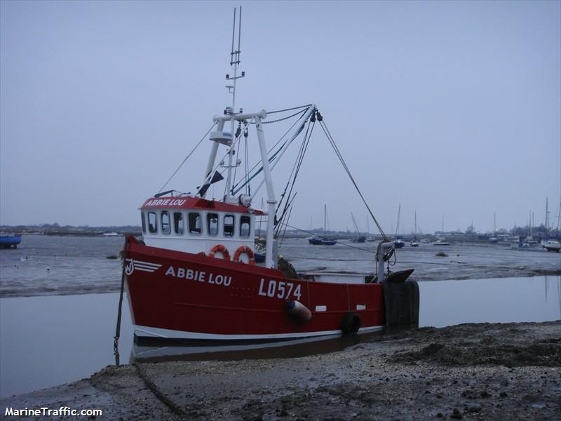 vessel ABBIE LOU IMO: 235079424,
