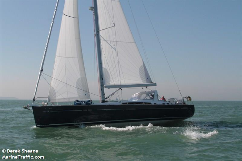 vessel ACCORD IMO: 235086944,
