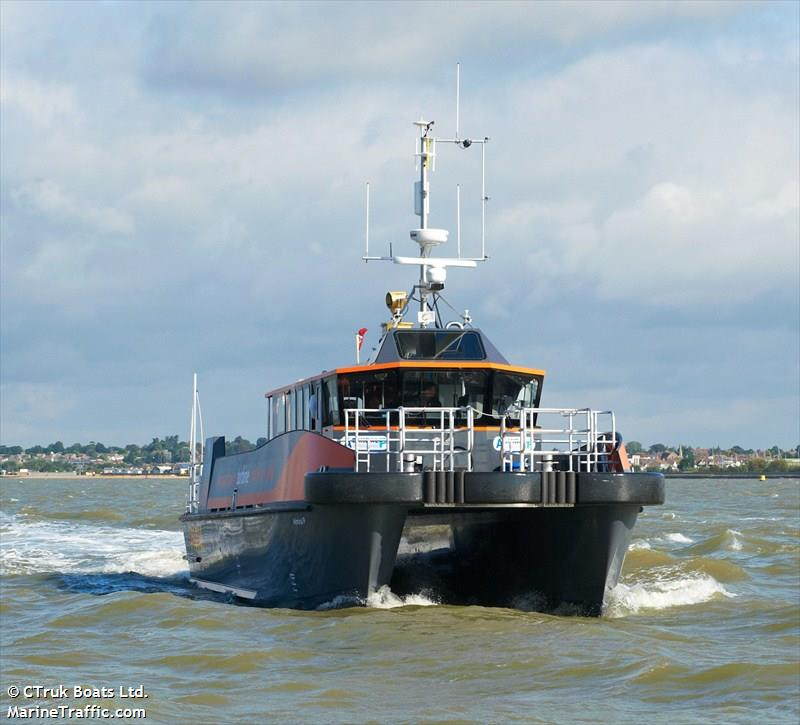 vessel ADMIRAL P IMO: 235094496,