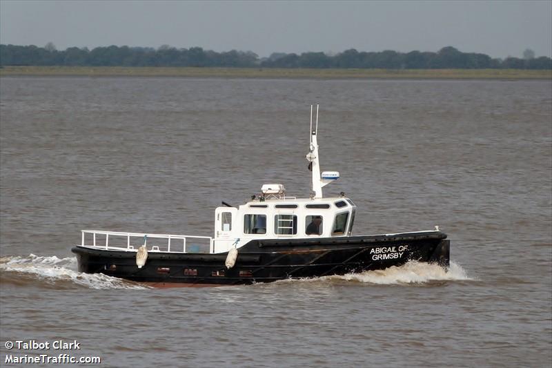 vessel ABIGAIL IMO: 235101666,