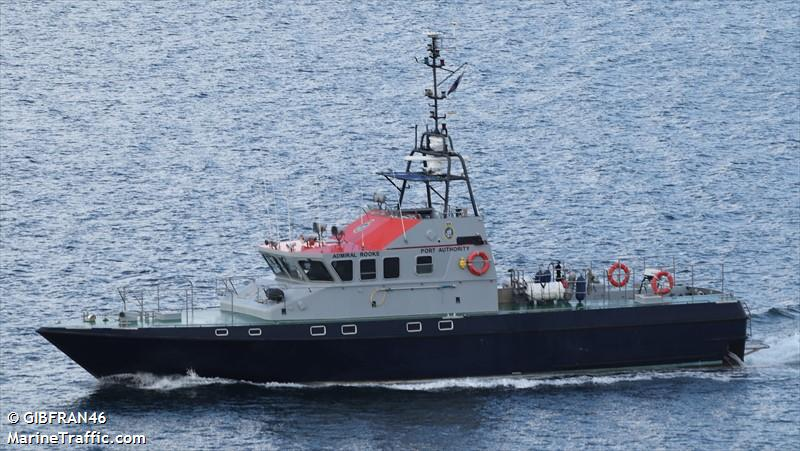 vessel ADMIRAL ROOKE IMO: 236111952,