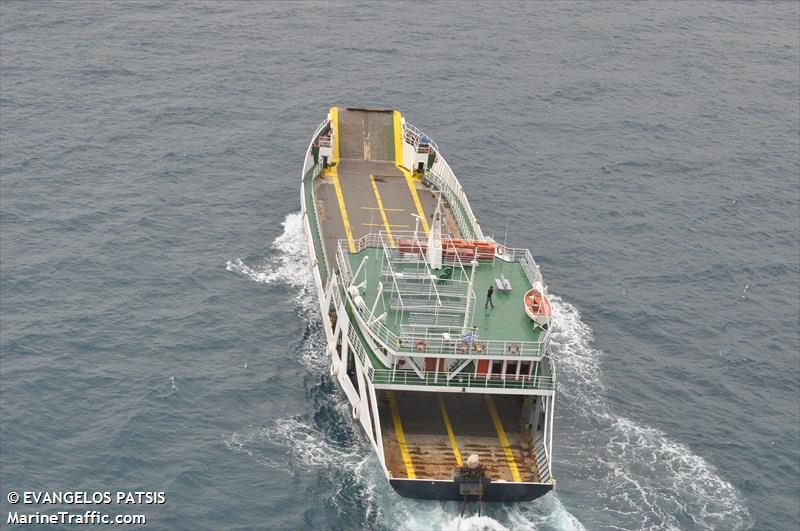 vessel AG.ANTONIOS IMO: 237112600,