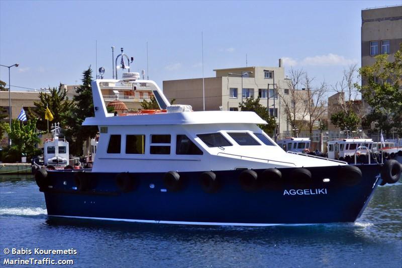 vessel AGGELIKI IMO: 240019800,