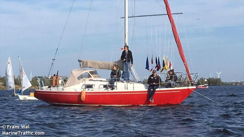 vessel AEMILIA III IMO: 244013040,