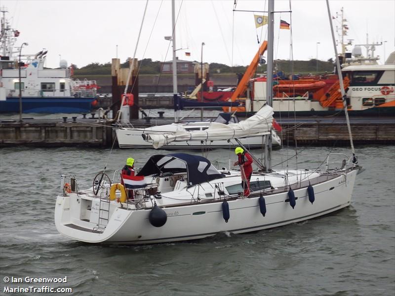 vessel ABOVE MEAN SEA LEVEL IMO: 244060078,