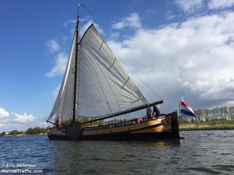 vessel ACTIEF IMO: 244090257,