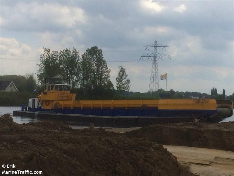 vessel ABL2 IMO: 244270158,