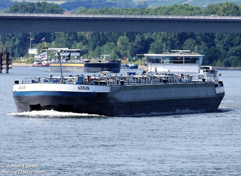 vessel AEGIR IMO: 244660184,