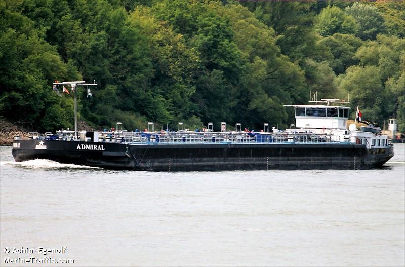 vessel ADMIRAL IMO: 244660637,