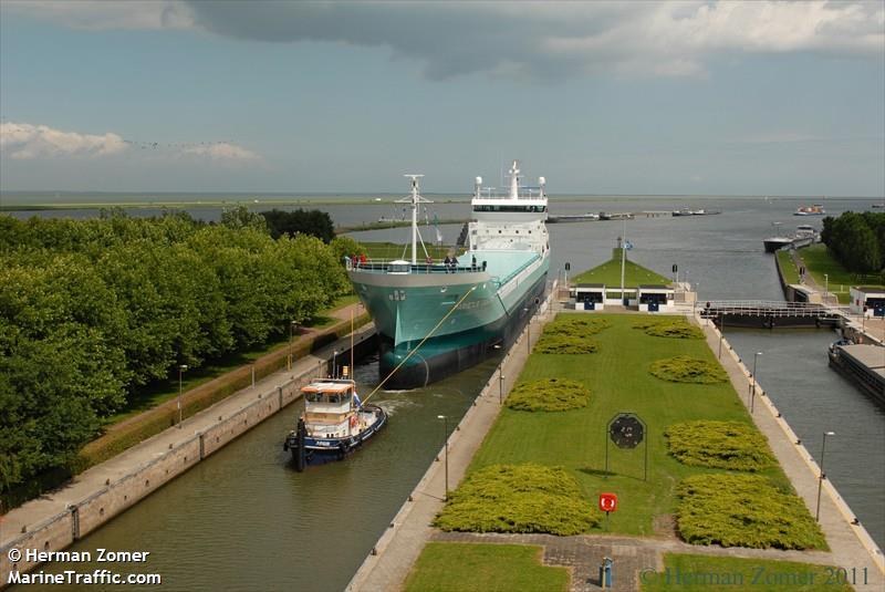 vessel AEGIR IMO: 244660659,