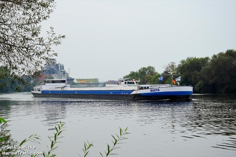 vessel ADELANTE IMO: 244660797,
