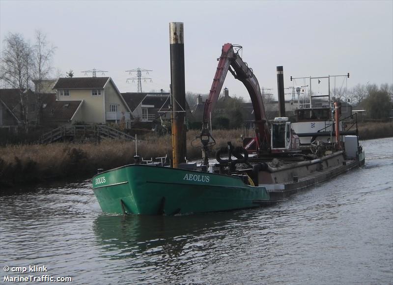 vessel AEOLUS IMO: 244660864,