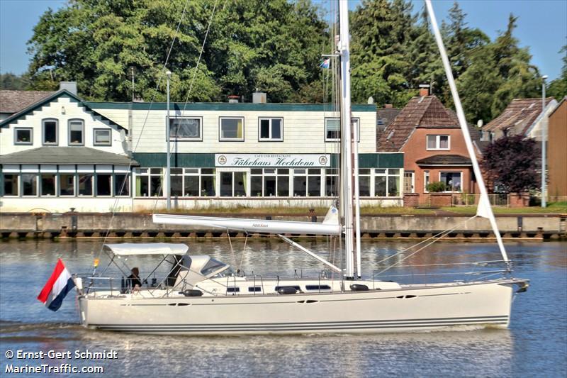 vessel ADDIXION IMO: 244670856,