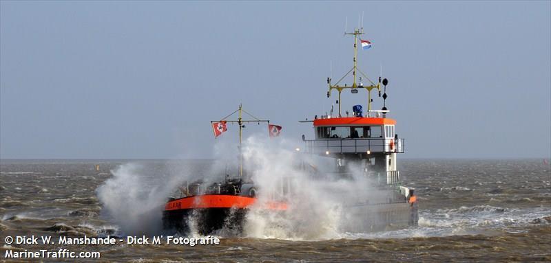 vessel ADELAAR IMO: 244690118,