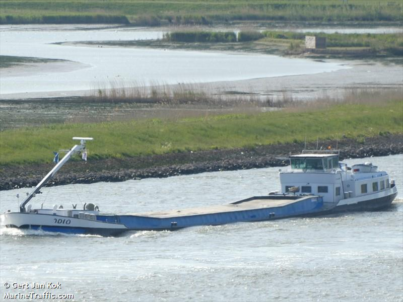 vessel ADIO IMO: 244700986,