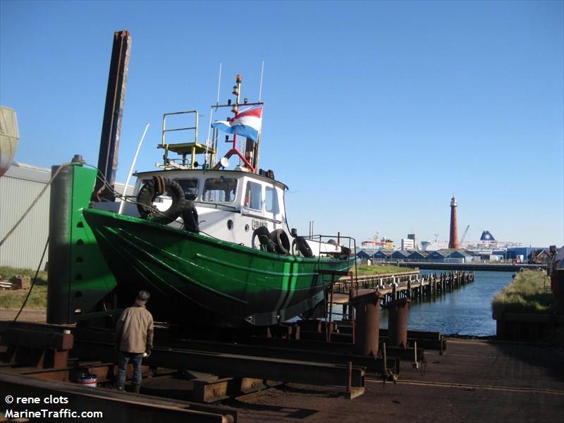 vessel ADRIANUS IMO: 244710479,