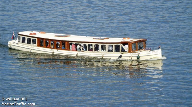 vessel ADELINE IMO: 244710544,